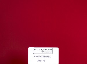 Anodized Red